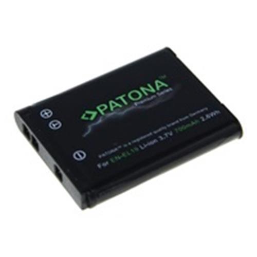 PATONA batéria pre foto Nikon EN-EL19 700mAh Li-Ion Premium PT1214