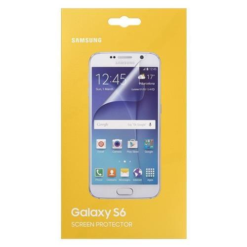 Samsung ochranná fólia na displej ET-FG920C na Samsung Galaxy S6 (SM-G920F), transparentná ET-FG920CTEGWW