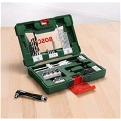 BOSCH 41 ks set skrutkovacích bitov a vrtákov s obojstranným skrutkovačom 2607017316