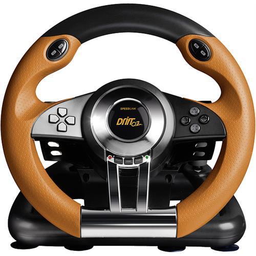SpeedLink DRIFT O.Z. Racing Wheel pre PS3 SL-4495-BKOR