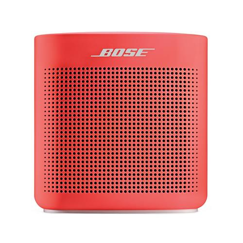 Bose SoundLink Colour II Bluetooth Speaker coral red B 752195-0400