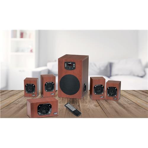 Speaker GENIUS SW-HF5.1 4600 II, 100W 31730016400