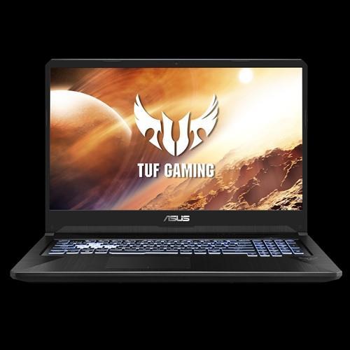 "ASUS TUF Gaming FX705DU-H7104T AMD R7-3750H 17.3"" FHD IPS matný 120Hz GTX1660Ti/6G 16GB 1TB+512GB SSD WL BT Cam W10 CS"