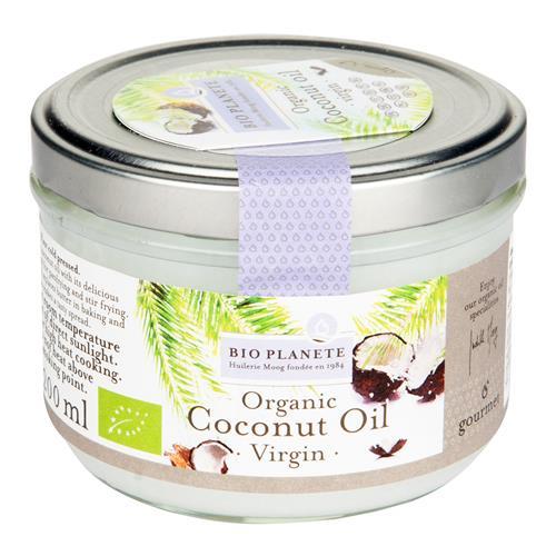 Olej kokosový 200 ml BIO BIO PLANETE 430065