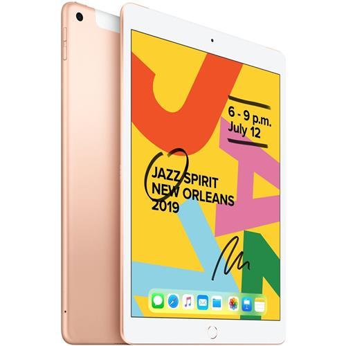 Apple iPad Wi-Fi + Cell 128GB - Gold (2019) MW6G2FD/A
