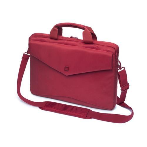 Taška Dicota Code Slim Case 15'' Červená D30607