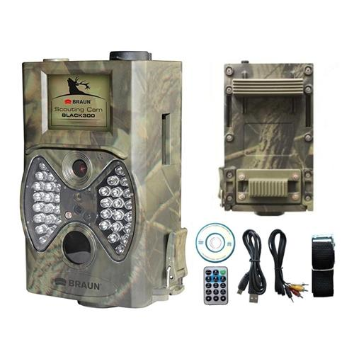 BRAUN fotopast ScoutingCam Black 300 (5Mpx, 36xIR) 57660