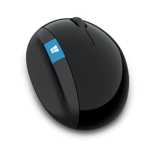 Myš Microsoft Sculpt Ergonomic Mouse Wireless, čierna (L6V-00005)