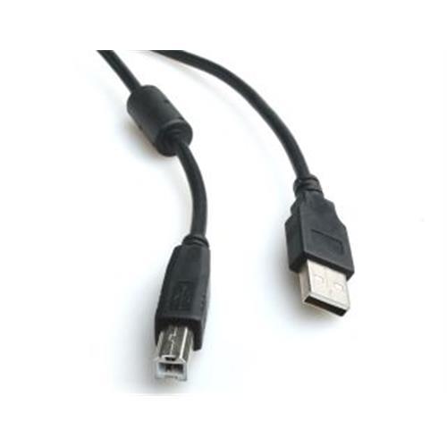 Kábel Gembird USB A-B 3m 2.0 HQ s feritovým jadrom CCF-USB2-AMBM-10
