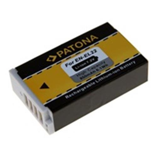 PATONA batéria pre foto Nikon EN-EL2 850mAh Li-Ion PT1222