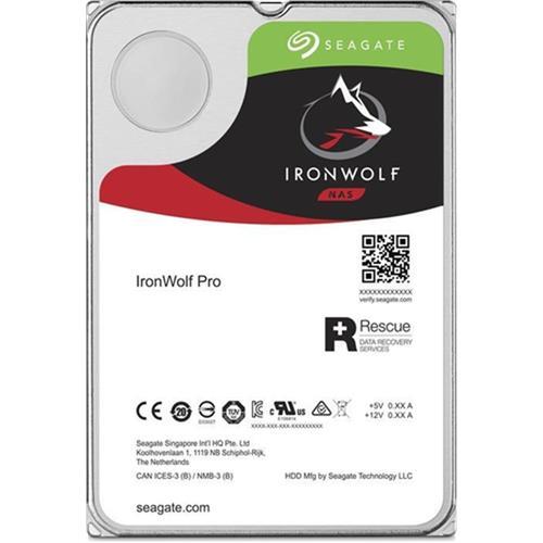 HDD 8TB Seagate IronWolf Pro 256MB SATAIII NAS 5RZ ST8000NE0004