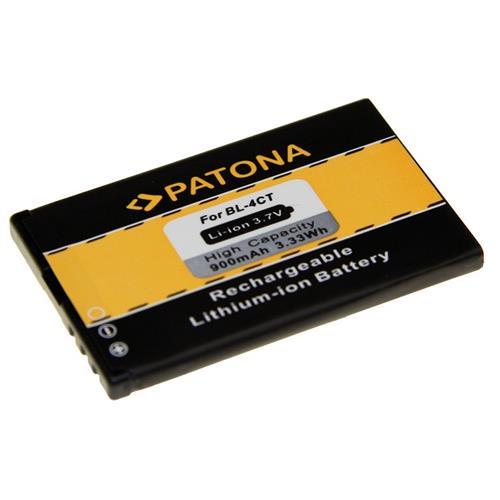 PATONA batéria pre mobilný telefón Nokia BL-4CT 900mAh 3,7V Li-Ion PT3030