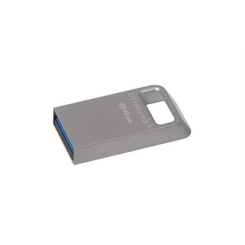 USB Kľúč 64GB Kingston DataTraveler Micro (USB 3.1/3.0) DTMC3/64GB