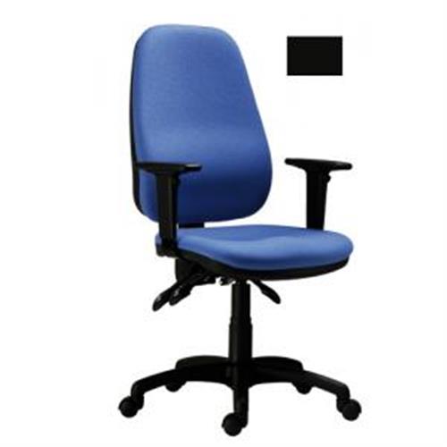 Kancelárska stolička 1540 ASYN čierna AN154000