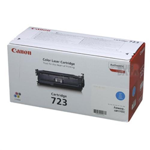 Toner CANON CRG-723 cyan LBP 7750CDN (8 500 str.) 2643B002