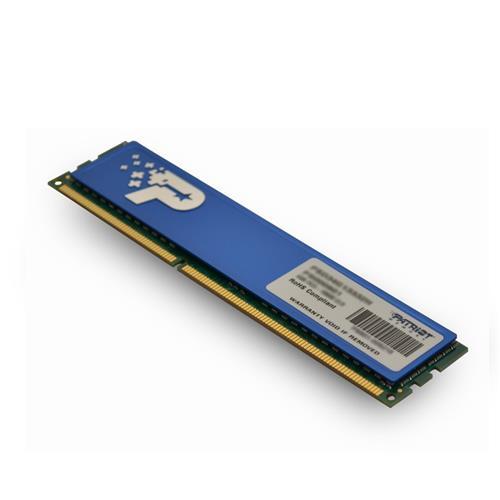 4GB DDR3-1600MHz PATRIOT CL11 s chladičom PSD34G16002H