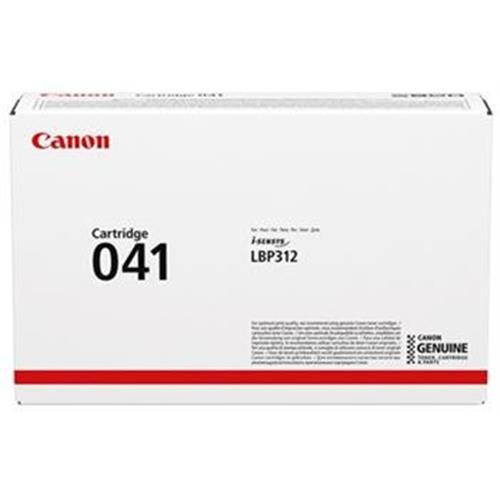 toner CANON CRG-041 black i-SENSYNS LBP312x (10.000 str.) 0452C002