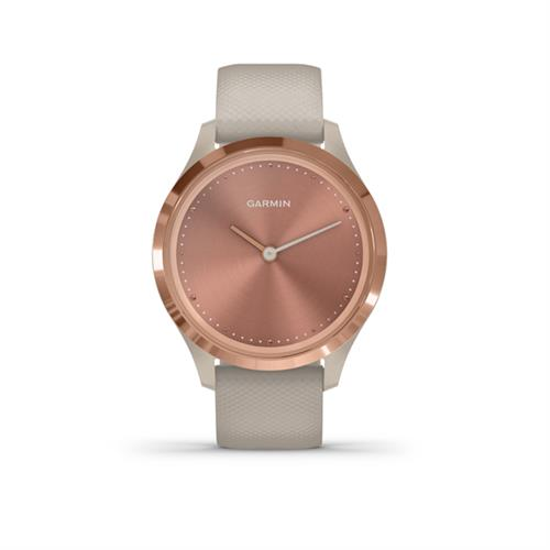 Garmin vivomove 3S Light Sand Rose Gold  Silicone 010 02238 22