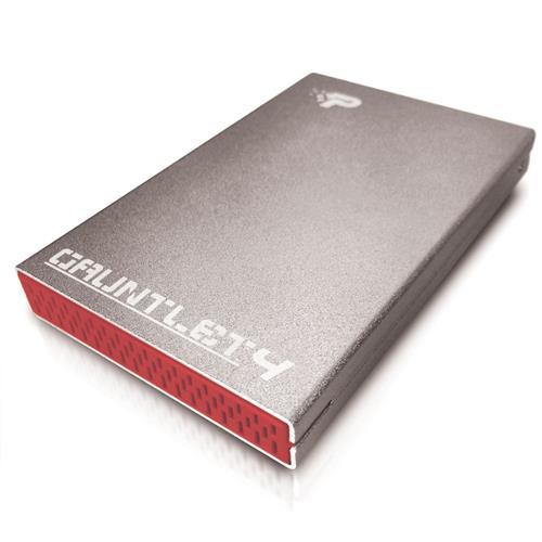 Patriot Gauntlet 4 Aluminum USB 3.1 externý box pre SSD a HDD 2,5'' PCGT425S