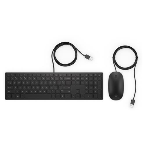 USB klávesnica a myš HP Pavilion 400 4CE97AA#AKR