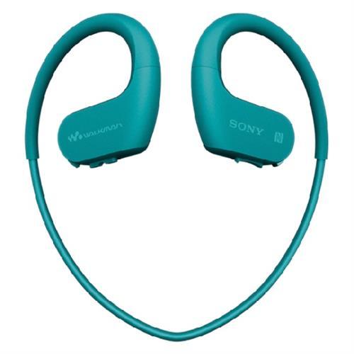 Sony MP3 prehrávač 4 GB NW-WS623 modrý, vodeodolný NWWS623L.CEW