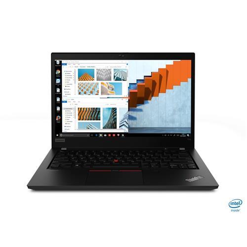 "Lenovo TP T14 i5-10210U 4.1GHz 14.0"" FHD IPS matný UMA 8GB 512GB SSD 4Gready FPR W10Pro čierny 3y CI 20S00012CK"