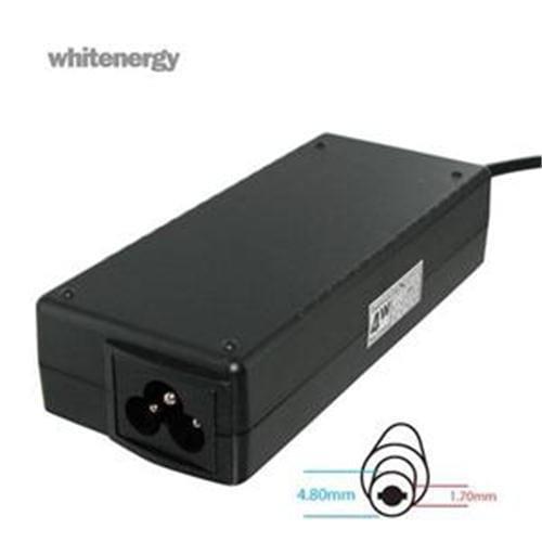 Whitenergy AC adaptér 18.5V/4.9A 90W konektor4.8x1.7 mm Compaq 04077