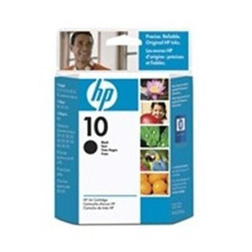 Kazeta HP No. 10, C4844A, čierna