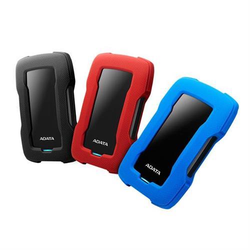 Ext. HDD 2,5'' ADATA DashDrive Durable HD330 5TB USB 3.1 red AHD330-5TU31-CRD