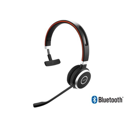 Headset Jabra Evolve 65, mono, MS, USB-BT 6593-823-309