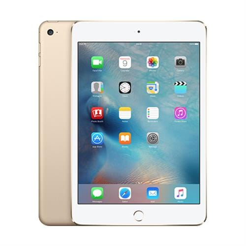 Apple iPad mini 4 Wi-Fi Cell 128GB Gold MK782FD/A