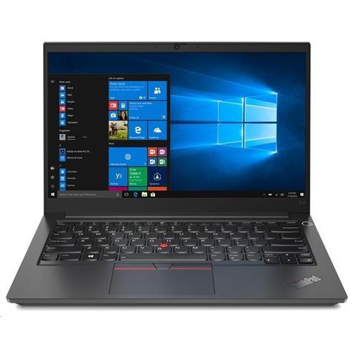 """LENOVO ThinkPad E14 Gen 2-ITU - i7-1165G7,14"""" FHD IPS,16GB,512SSD,MX450 2GB,2xUSB,USB-C(TB4),HDMI,LAN,W10P,1r carryin 20TA0033CK"""