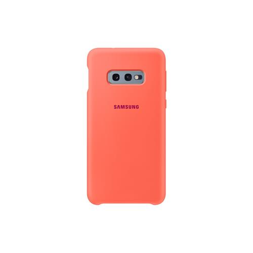 Samsung Silicone Cover S10e Berry Pink EF-PG970THEGWW