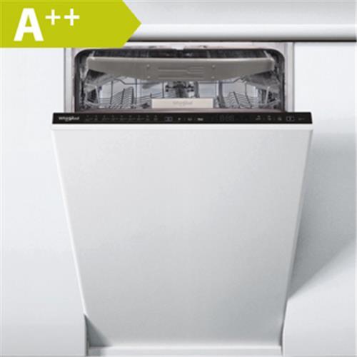 WHIRLPOOL Vstavaná umývačka riadu WSIP 4O23 PFE