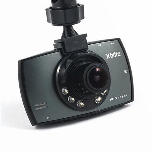 Xblitz Digitálna kamera do auta BLACK BIRD, Full HD, mini USB, AV OUT, mini HDMI, čierna 5903240792108