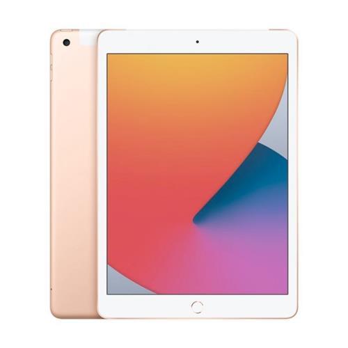 Apple iPad 128GB Wi-Fi + Cellular Gold (2020) MYMN2FD/A