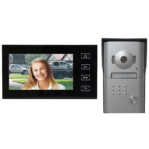 """Emos videotelefón RL-10M, farebný 7"""" LCD + dverová kamera 3010000106"""