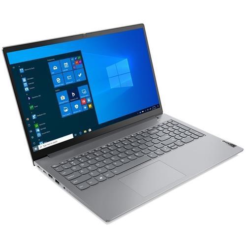 "LENOVO ThinkBook 15 G2-AMD Ryzen 5 4600U@4.0GHz,15.6"" FHD IPS,8GB,256SSD,AMD Radeon,HDMI,USB-C,cam,backl,W10P,1r cc,šedá 20VG008RCK"