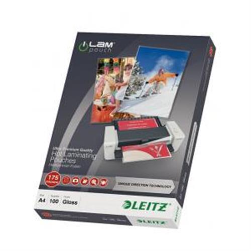 Laminovacie fólie Leitz A4 175 mic ES748300