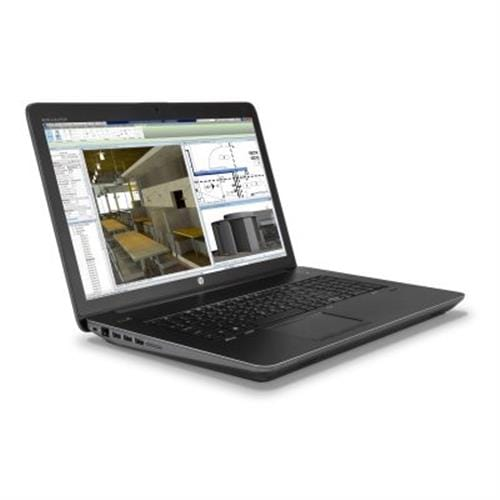 HP ZBook 17 i7-6820HQ 17.3 16GB/512 PC T7V70EA#BCM