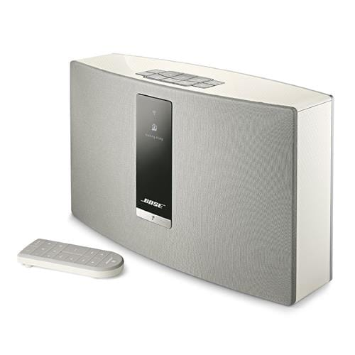 BOSE SoundTouch 20 III, biely B0738063-2200