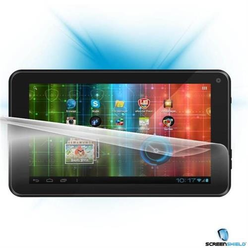 ScreenShield ochranná fólia na displej pre PRESTIGIO Multipad PMP3670B, priehľadná PRE-PMP3670B-D