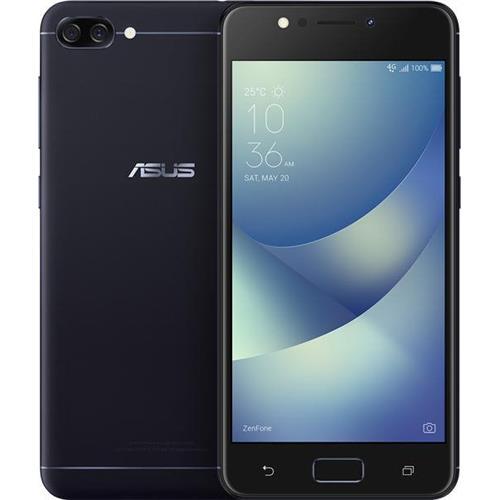 """ASUS ZenFone 4 Max ZC520KL 5,2"""" HD Quad-core (1,40GHz) 3GB 32GB Cam8/13+5Mp 4100mAh Dual SIM LTE Android 7.0 čierny ZC520KL-4A008WW"""