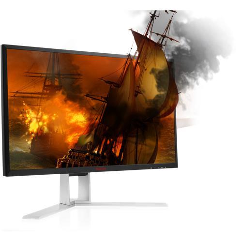 Monitor AOC AGON AG241QG, 24'' LED, FHD, 350cd, 165Hz, DP, USB, r
