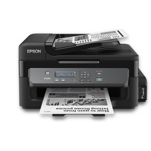 EPSON WorkForce M200, A4, MF, 34 ppm, mono MSP C11CC83401
