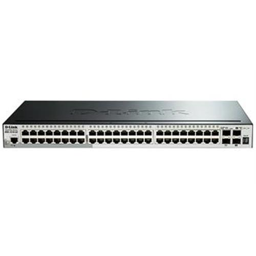 D Link DGS 1510 52XMP Switch 48xGbit   4xSFP