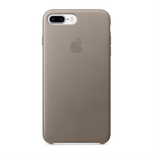 Apple iPhone 7 Plus Leather Case - Taupe MPTC2ZM/A
