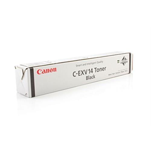 Toner CANON C-EXV14 black iR 2016/2018/2020/2022/2025/2030/2318/2420/2422 0384B006