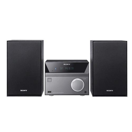 Sony mikro Hi-Fi systém CMT-SBT40D,NFC,USB,CD, 50W CMTSBT40D.CEL