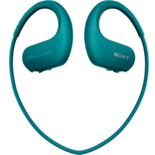 Sony MP3 prehrávač 4 GB NW-WS413 modrý, vodeodolný NWWS413L.CEW